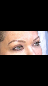 Microbladed Eyebrows